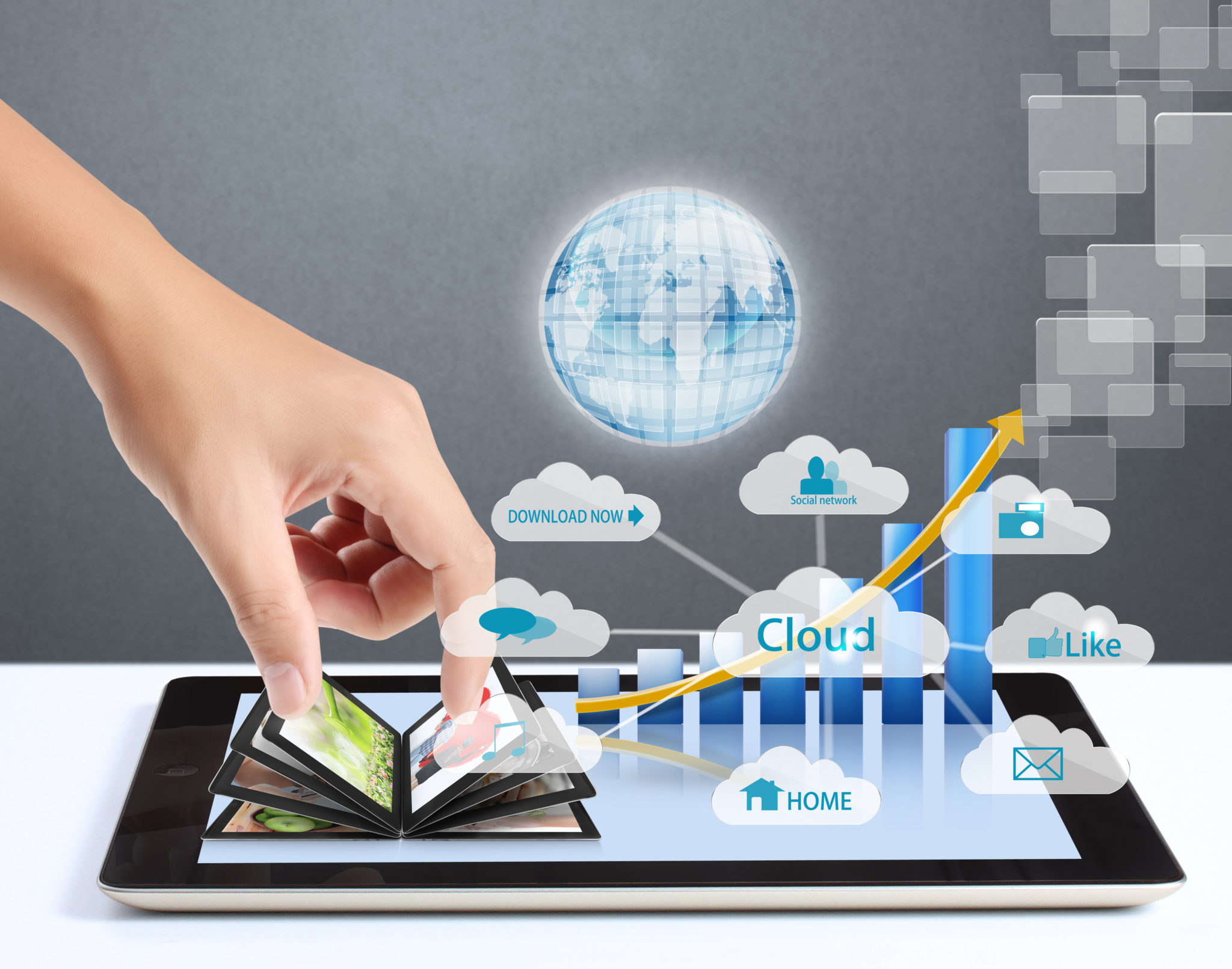 Cloud Services and  Internet of Things